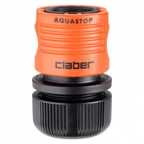 """Raccord avec Aquastop 5/8"""" (15 mm)"""