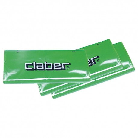 Set of 10 Claber bags