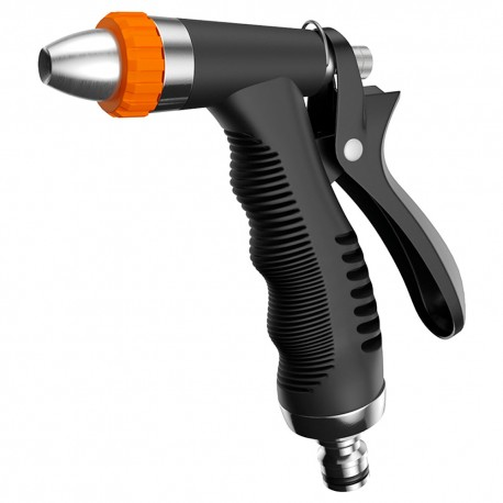 Spray pistol with adjustable jet - Metal