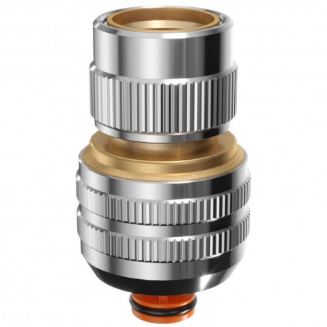 "6 Sphere 3/4"" Automatic coupling with stop - Metal"
