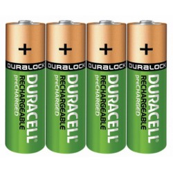 Duracell Recharge 2400mh AA