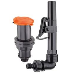 Schnelles Einlegen Hydrant