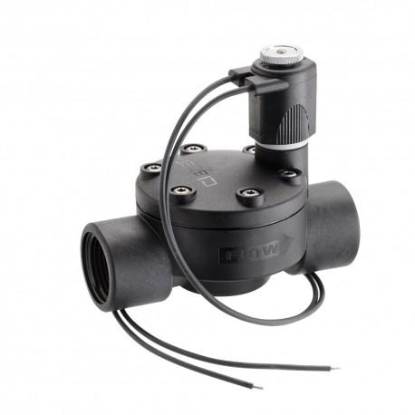 "1"" Female solenoid valve wire"