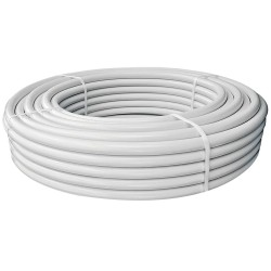 Main tube - 25 m white