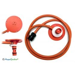 Ersetz-Schlauchverlängerung für Rotoroll manual und auto 10m