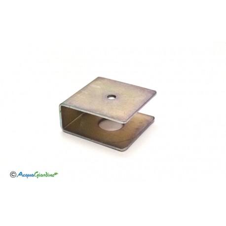 Staffa per elettrovalvola serie Aquauno e Aquadue