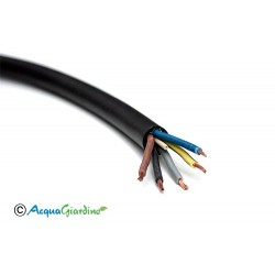 Cable for solenoid valves