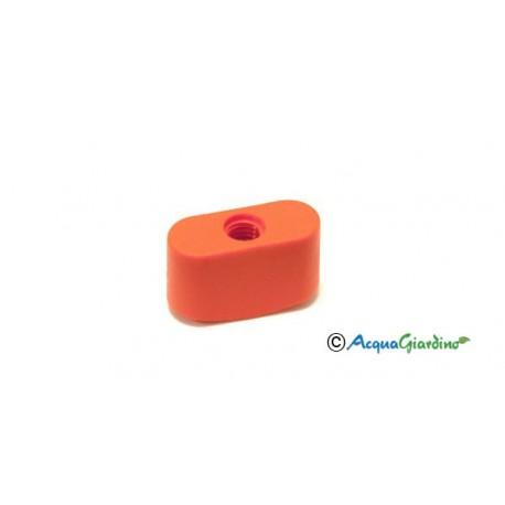 Pieza de repuesto naranja para Carry cart