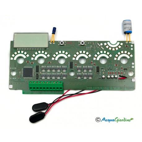 Elektronische Leiter für Multipla DC 9v 8060