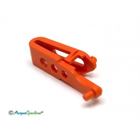 Tige du piston Compact orange
