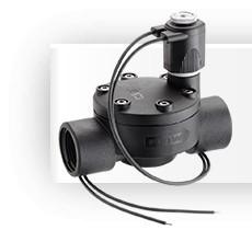 Magnetventile und Bewässerungscomputer