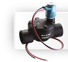 RF programmable solenoid valves